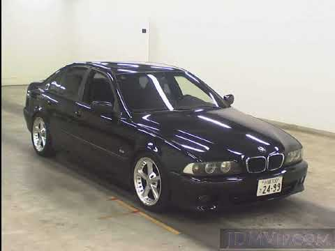 2000 OTHERS BMW 525I_M_ DT25 - Japanese Used Car For Sale ...