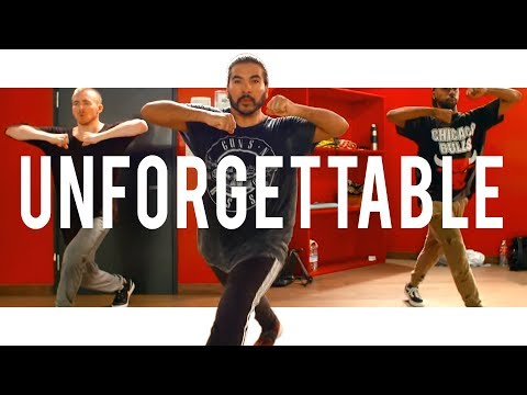 French Montana Ft. Swae Lee - Unforgettable | Choreography With Nico O' Connor