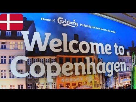 Reykjavik Layover |  First Night in Copenhagen | Hot Dog Time For Me!