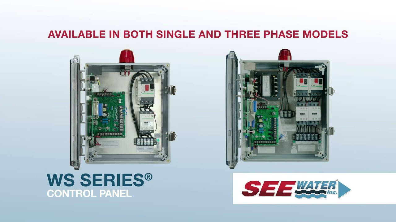 zoeller duplex pump control panel wiring diagram 8n see water panels youtube