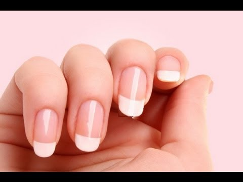 How to Grow Nails Fast Long and Strong - YouTube