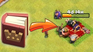 Clash of Clans ☆ Clan Games ☆ BUCH DER HELDEN!