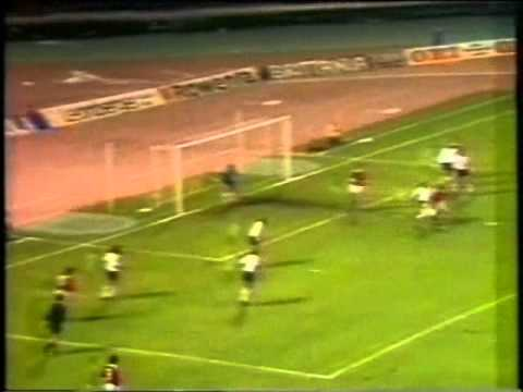 Germany v Czechoslovakia 14th APR 1982