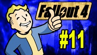 FALLOUT 4 Gameplay | Part 11 | Let