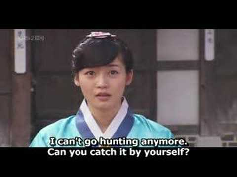 Hong Gil Dong and Yi Nok: Ep. 21 - Once you enter the palace