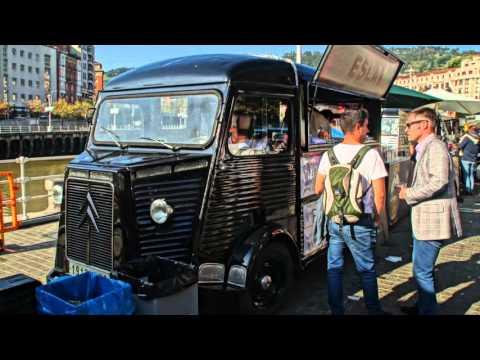 Street food market Bilbao | Primer Amstel Bilboro Market