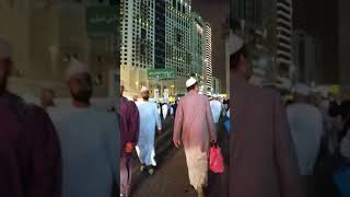 Perjalanan dari Masjidil Haram ke Hotel Sheraton. Kirana Tour Travel Umroh Februari 2019