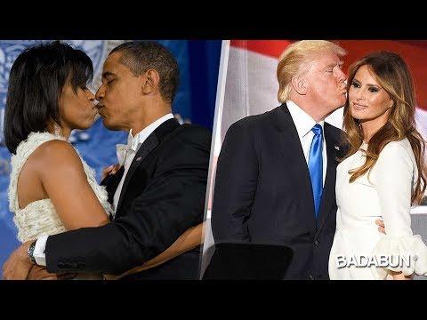 Diferencia entre Obama y Trump