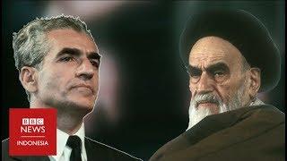 Empat dekade Revolusi Islam Iran dan dampaknya kini - BBC News Indonesia