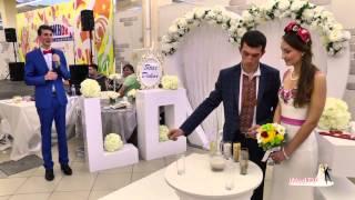 Happy Wedding Fest 08.11.14 - Ведущий Сергей Примаченко - Выездная церемония