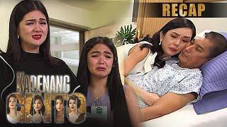 Kadenang Ginto: Week 55 Recap - Part 2 Kadenang Ginto October 24-25, 2019 Romina (Beauty Gonzalez) is furious upon learning of Daniela (Dimples ...