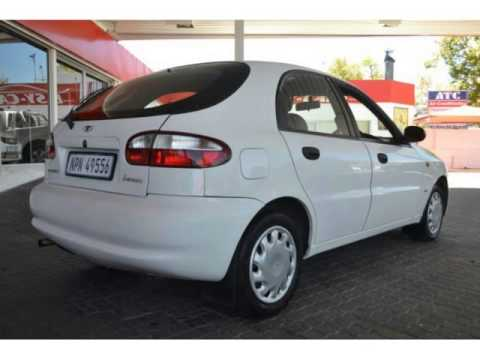 1998 DAEWOO LANOS 1.6 SX Auto For Sale On Auto Trader South Africa