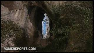 Pilgrims flock to Lourdes, France for 154th anniversary of apparitions