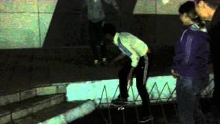 Настойчивый парень танцор в Бутурлиновке