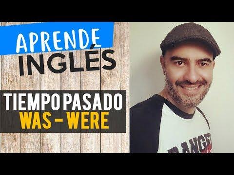 El verbo to be en tiempo pasado WAS - WERE / Alejo Lopera