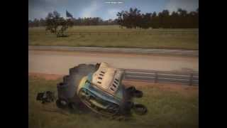 Colin Mcrae DiRT Super Crash Compilation