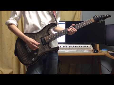 【ギター】ダイバー / KANA-BOON【BORUTO NARUTO THE MOVIE 主題歌】Guitar cover