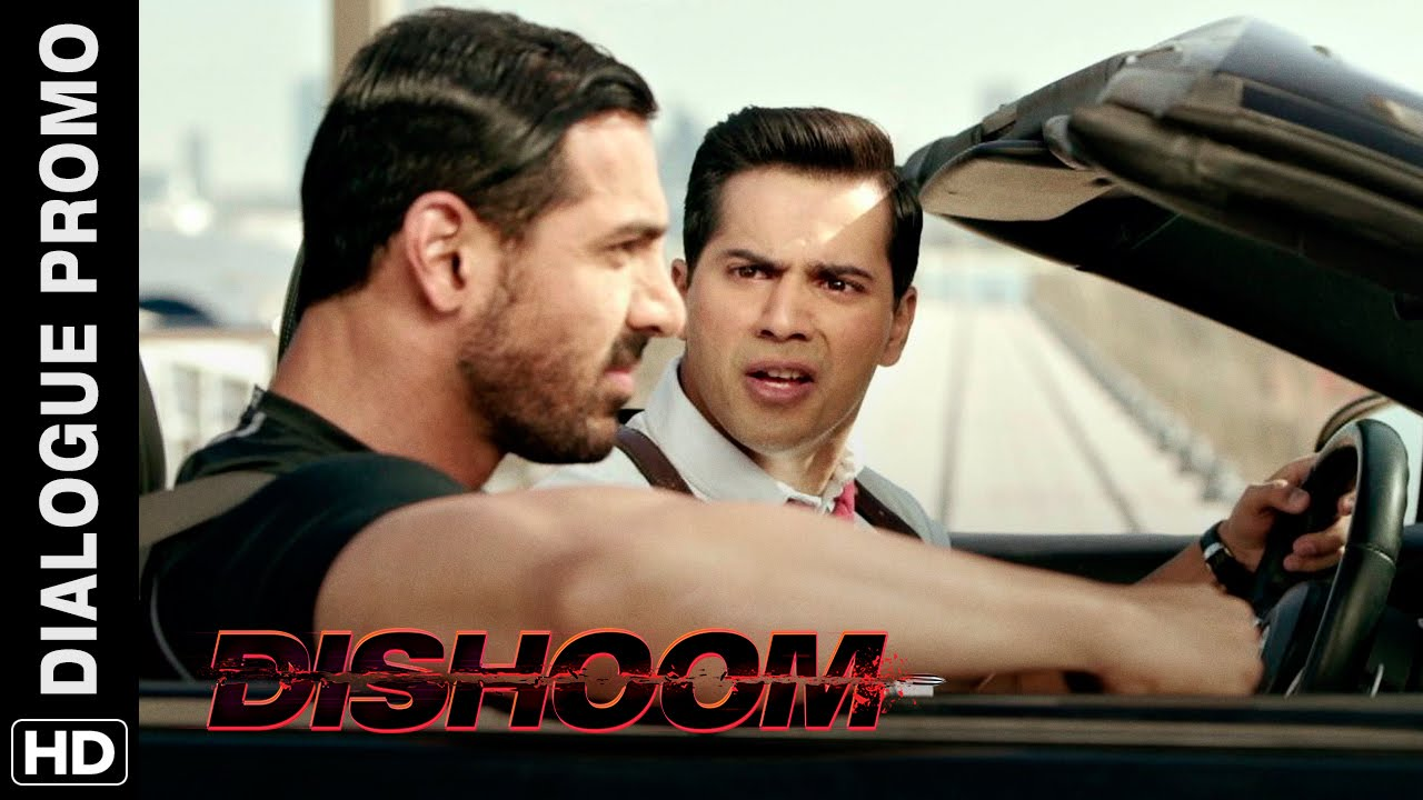 Varun & John can't see eye to eye | Dishoom | Dialogue Promo
