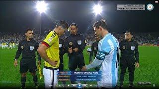 Download Argentina vs Colombia - Copa América 2015 - Partido completo Mp3 and Videos