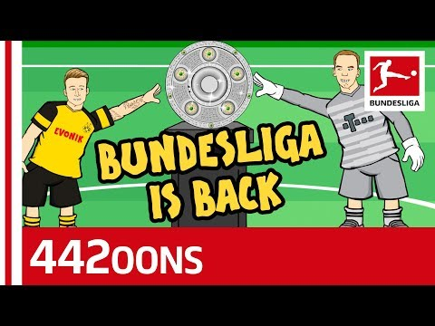Bundesliga Is Back - Powered By 442oons