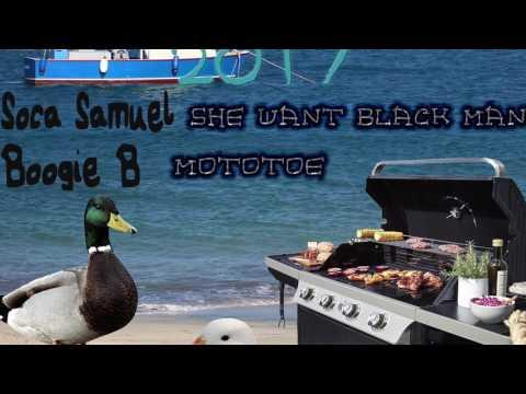 Soca Samuel She Want Black Man (Roast Duck Riddim)