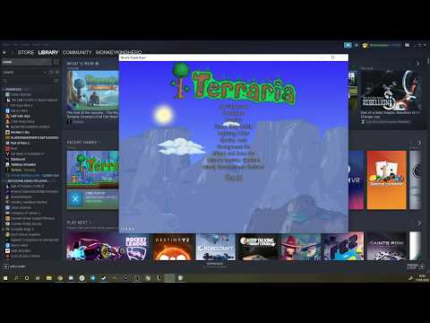 """How To Fix The """"Terraria Lost Connection"""" 2020 Bug And Get Playing With Friends Online Again"""