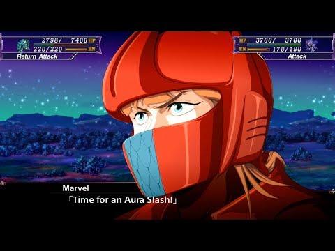 Super Robot Wars X (EN) - The Aura Called Love (Secret Stage)