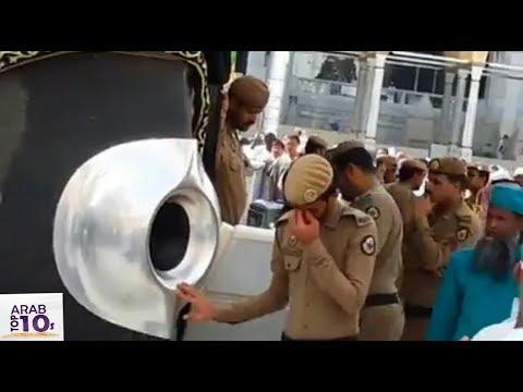 لحظات لا تُنسى حدثت على الهواء مباشرة في الحرم المكي الجزء الثاني  !!