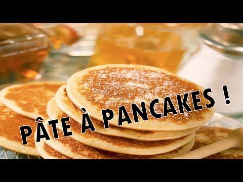 recette-de-pâte-À-pancakes-facile-!