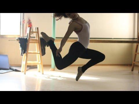 Ballerinas of East Jerusalem