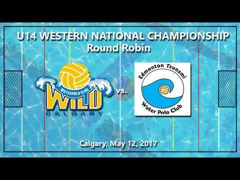U14 Wild  - Tsunami, Western National,  May 12, 2017