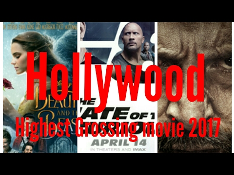 Top 10 Highest Grossing Hollywood movies 2017 | box office collection | blockbuster movie 2017