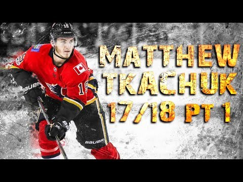 Matthew Tkachuk - 2017/2018 Highlights - Part 1