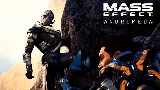 Mass Effect: Andromeda - Blind Let's Play Part 78: Cora and Vetra Romance [Insanity]