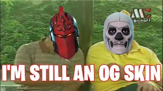 Fortnite OG skins in a nutshell
