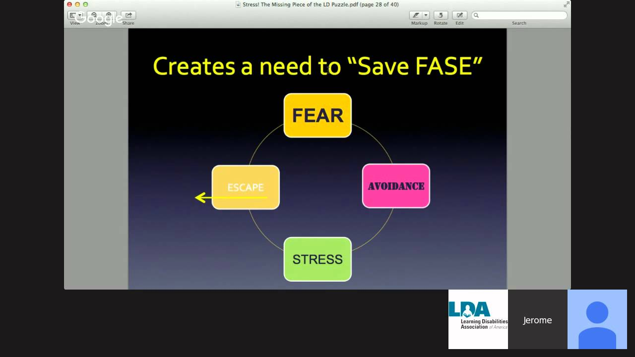 Stress And Ld Puzzle >> Stress The Missing Piece Of The Ld Adhd Puzzle What To Know And