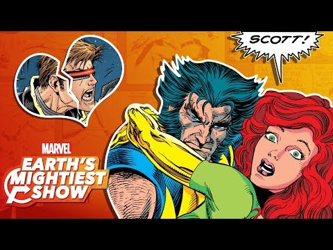 The 3 Spiciest Marvel Love Triangles! | Earth's Mightiest Show