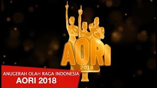 ANUGERAH OLAH RAGA INDONESIA 2018 TABLOID BOLA
