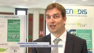 Yvelines | Enedis : des investissements en hausse dans les Yvelines