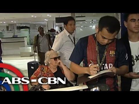 Anak, dating asawa ni Isabel Granada, balik Pilipinas na