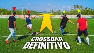 CROSSBAR CHALLENGE DEFINITIVO ¡Retos de Fútbol!