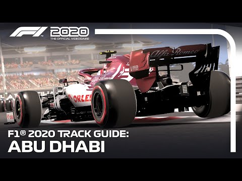 F1® 2020 Track Guide - Abu Dhabi