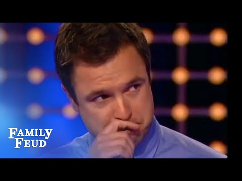 Best Answer Steve's Ever Heard! | Family Feud from YouTube · Duration:  3 minutes 10 seconds