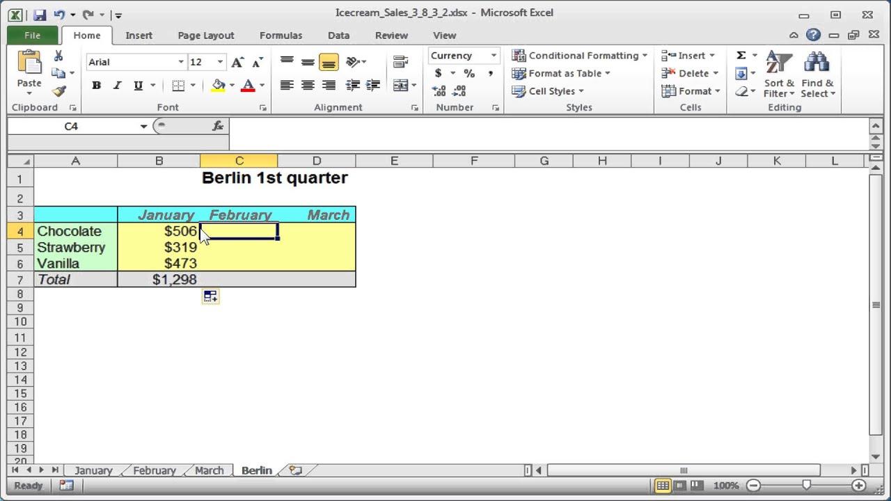 worksheet Excel Reference Another Worksheet excel cell reference working with references to another worksheet