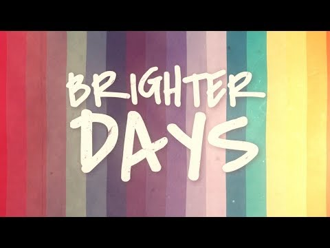 San Holo - brighter days (ft. Bipolar Sunshine) (lyrics)