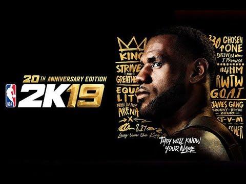 NBA 2K19 REVIEW | Lebron James Vs Everybody | PS4 PRO | HipHopGamer