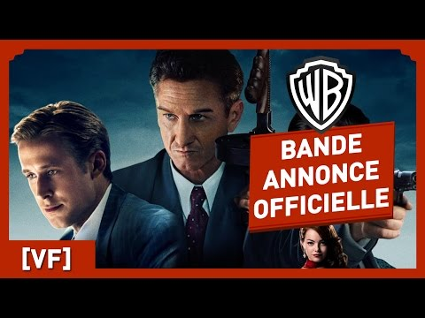 Vidéo Voix de MICHAEL PENA. Gangster Squad - Bande Annonce - Josh Brolin / Ryan Gosling / Sean Penn / Michael Pena /