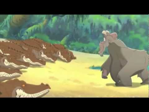"""Tarzan 2 """"Who Am I"""""""