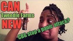 CBG-Rich Hemp Oil Tincture Tweedle Farm review