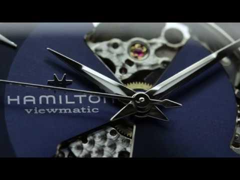 Hamilton Jazzmaster Open Heart Automatic - YouTube c12749815be